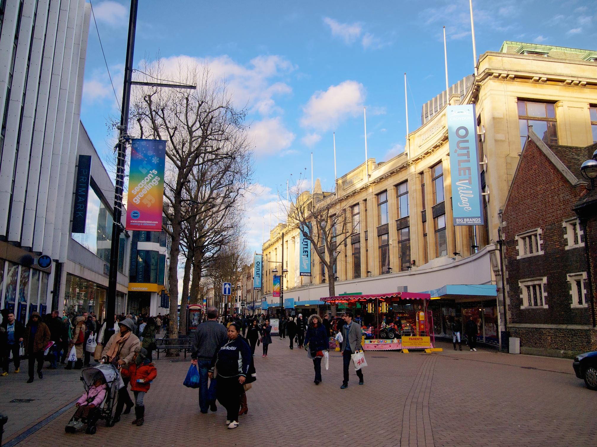 UK – Day 11: Gaan dahn ta Croydon, innit